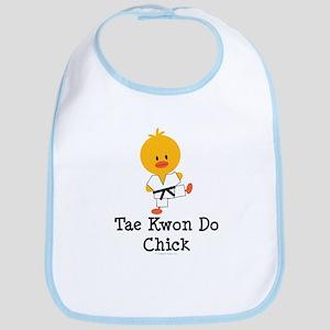 Tae Kwon Do Chick Bib