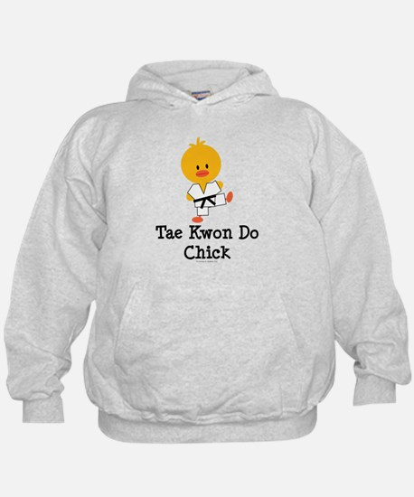 Tae Kwon Do Chick Hoodie