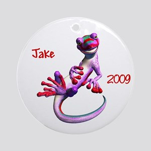 Jake 2009 Ornament (Round)