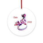 Jake 2009 Ornament (Round)