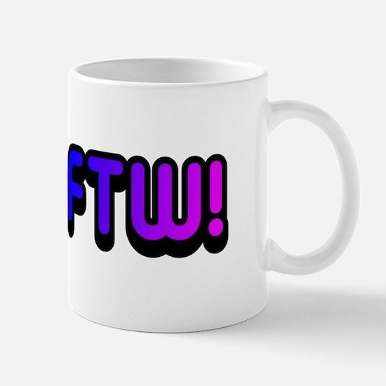 WTF FTW Mug
