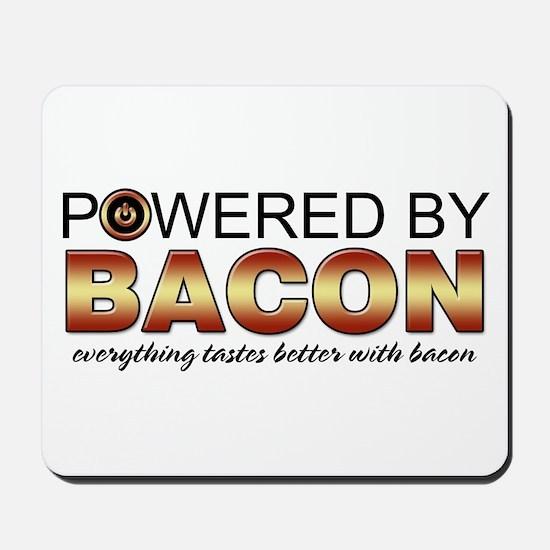 Bacon Power Mousepad