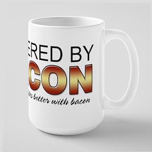 Bacon Power Large Mug