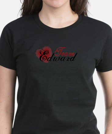 Team Edward Cullen Women's Dark T-Shirt