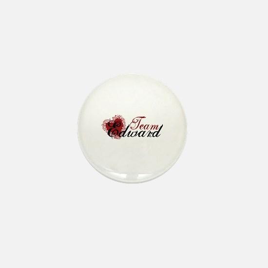 Team Edward Cullen Mini Button
