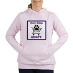Don't Shop, Adopt. Sweatshirt