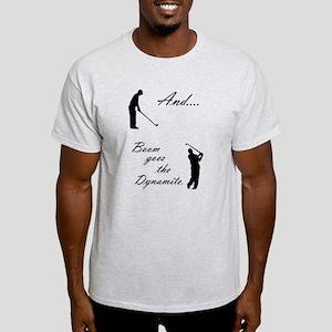 Boom goes the Dynamite Golf Light T-Shirt