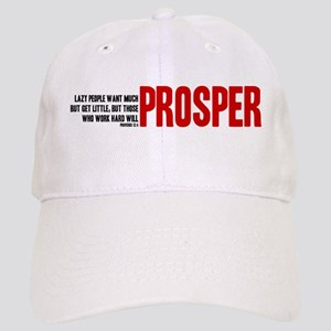 Work Hard and Prosper Cap