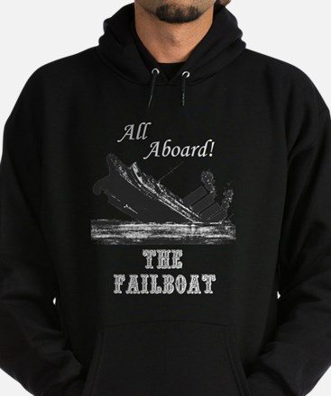Legendary Failboat Hoodie (dark)