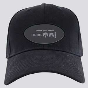 Gamers Black Cap with Patch