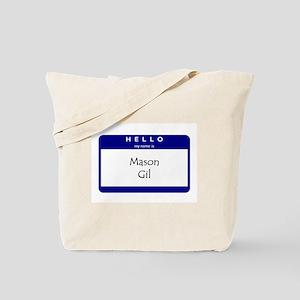 Mason Gil Tote Bag