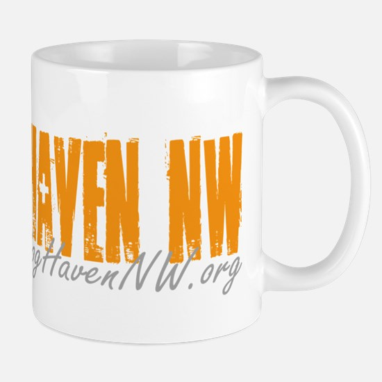 BHNW Text Mug