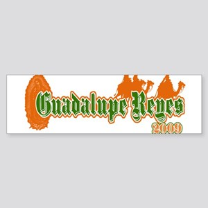 Lupe Reyes Bumper Sticker