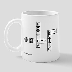 GILLET SCRABBLE-STYLE Mug