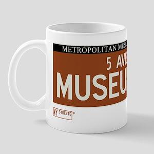 5th Avenue in NY Mug
