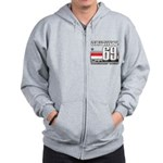 Race to the Limit Zip Hoodie