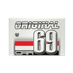 Race to the Limit Rectangle Magnet (10 pack)