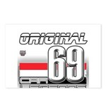 Race to the Limit Postcards (Package of 8)