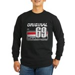 Race to the Limit Long Sleeve Dark T-Shirt