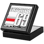 Race to the Limit Keepsake Box