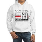 Race to the Limit Hooded Sweatshirt