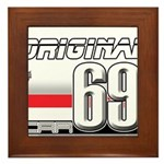 Race to the Limit Framed Tile