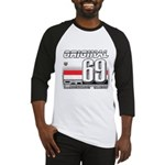 Race to the Limit Baseball Jersey