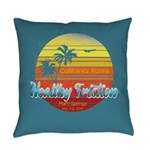 California Palms Everyday Pillow