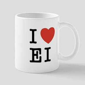 I Heart EI Mug