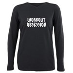 WO words only for Black shirt T-Shirt