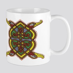 Celtic Zoomorphic Mug