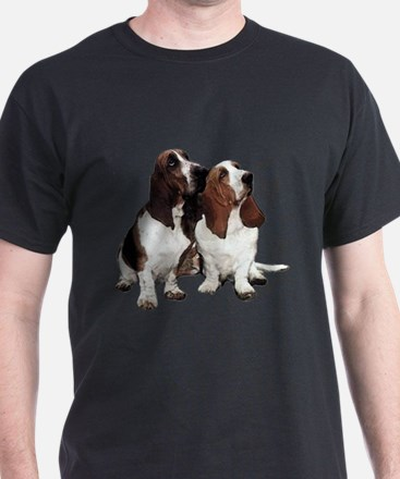 Basset Hounds T-Shirt