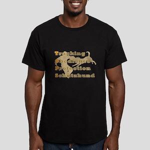 Schutzhund is TOPS Men's Fitted T-Shirt (dark)