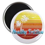 California Palms (2nd design). Magnets