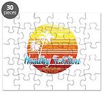 California Palms (2nd design). Puzzle