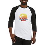 California Palms (2nd design). Baseball Jersey