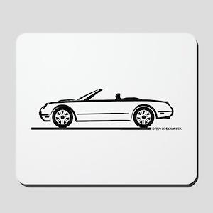 02 05 Ford Thunderbird Convertible Mousepad