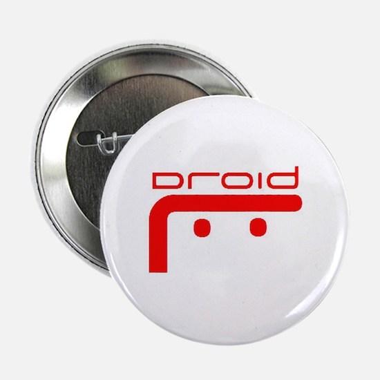 "Droid Logo 2.25"" Button"