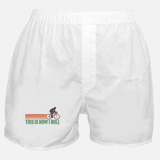 This Is How I Roll (male) Boxer Shorts