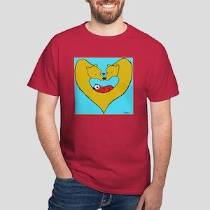 China adoption - colored T-Shirt