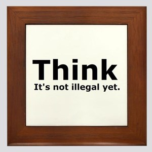 Think it's not illegal yet. Framed Tile