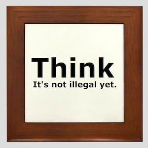 Think it's not illegal yet. Framed Tile