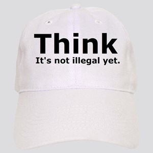 Think it's not illegal yet. Cap