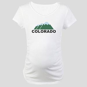 Colorado Maternity T-Shirt