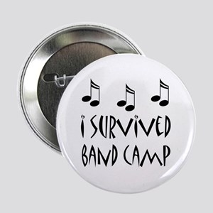 "I Survived Band Camp 2.25"" Button"