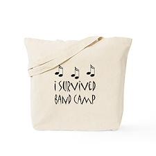 I Survived Band Camp Tote Bag