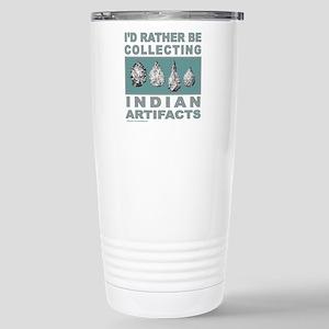 ARROWHEAD COLLECTOR Stainless Steel Travel Mug