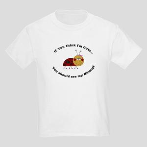 Ladybug Kids Light T-Shirt-Cute Ninong