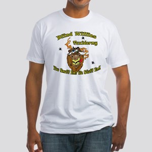 TAXIDERMY Fitted T-Shirt