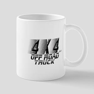 4x4 Truck Mug